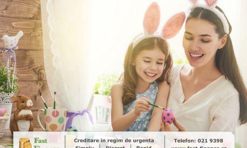 "Tombola de Primavara ""1 Mai Norocos"" – Fast Finance"