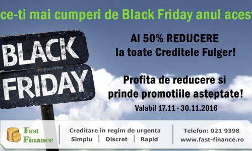 Tu ce-ti mai cumperi de Black Friday-ul acesta?